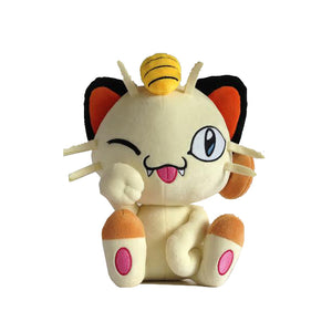 "Pokemon Meowth 12"" Plush"
