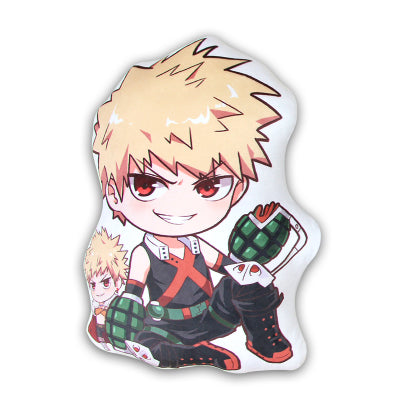 My Hero Academia Bakugo Plush Pillow