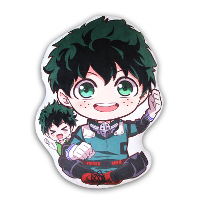 My Hero Academia Midoriya Plush Pillow