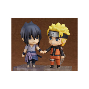 GOOD SMILE Naruto Shipudden Uchiha Sasuke Nendoroid Collectible Figurine
