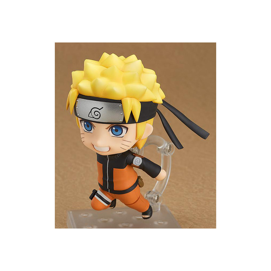 GOOD SMILE Naruto Shipudden Uzumaki Naruto Nendoroid Collectible Figurine