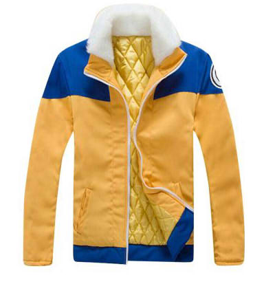 Naruto Uzumaki Zip-up Jacket