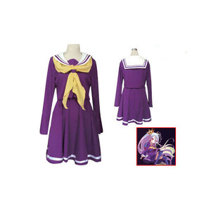 No Game No Life Nai Shiro Costume
