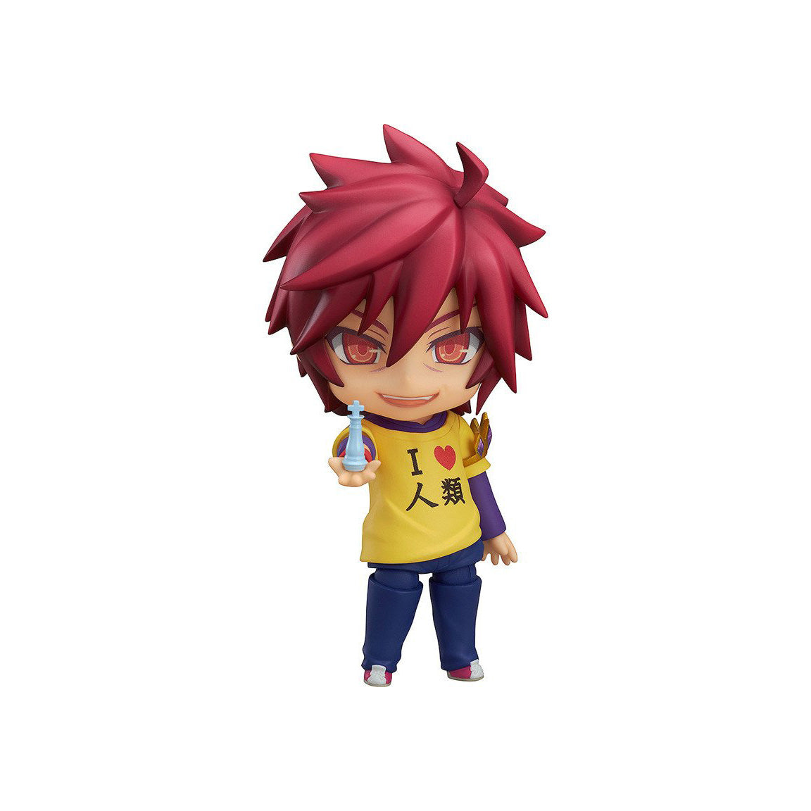 GOOD SMILE No Game No Life Nendoroid Sora Collectible Figurine