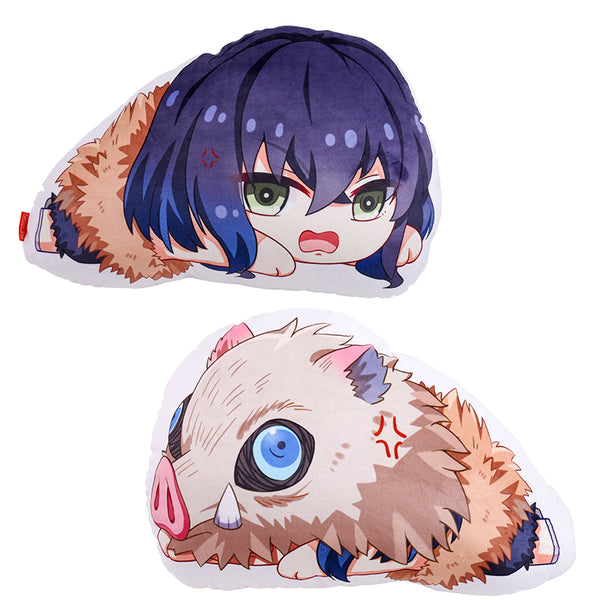Demon Slayer Inosuke Hashibira Plush Pillow