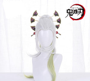 Demon Slayer Daki Cosplay Wig / Upper Moon Six