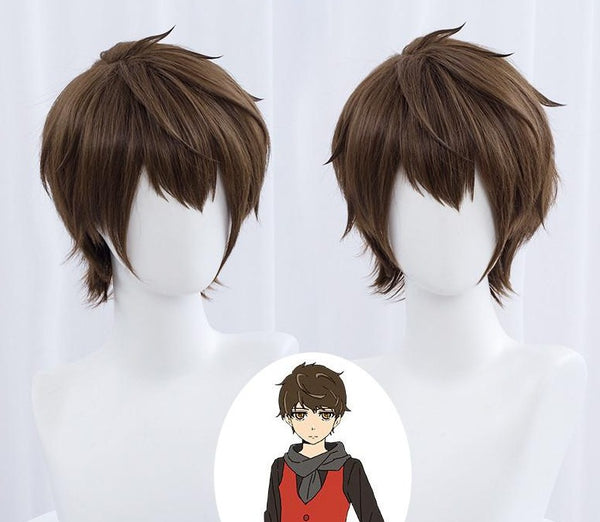 Tower of God Twenty-Fifth Baam Cosplay Wig