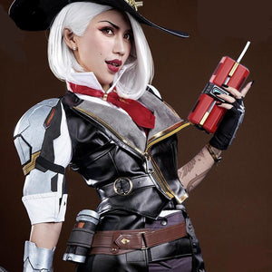 Overwatch Ashe Cosplay Costume