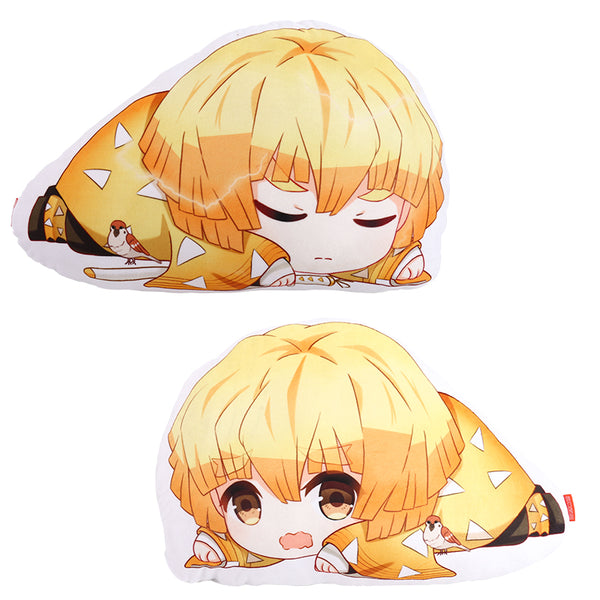 Demon Slayer Zenitsu Agatsuma Plush Pillow