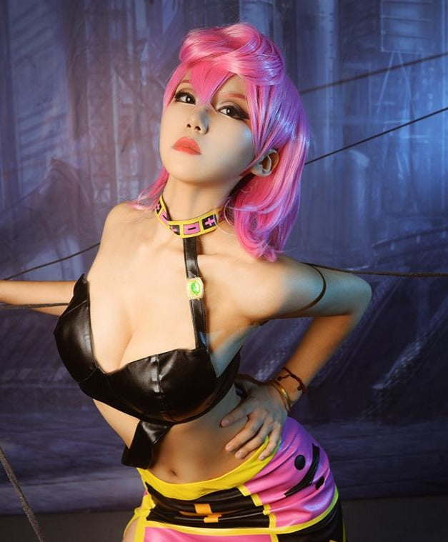 JOJO's Bizarre Adventure Trish Cosplay Costume