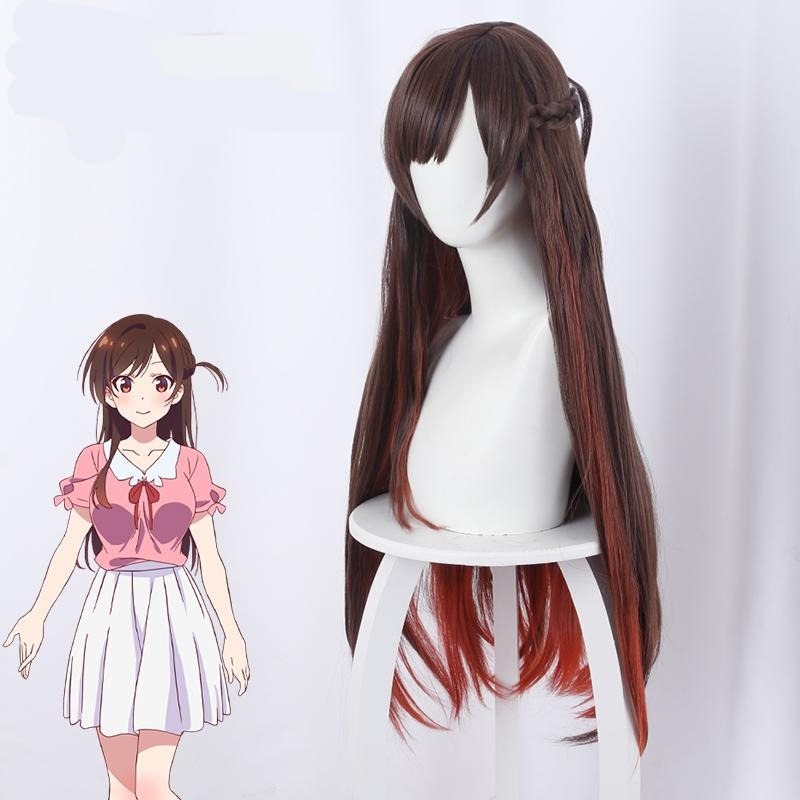 RENT-A-GIRLFRIEND Mizuhara Chizuru Cosplay Wig