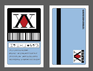 Hunter X Hunter Hunter License (Two Styles Available)