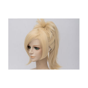 Overwatch Mercy Cosplay Wig