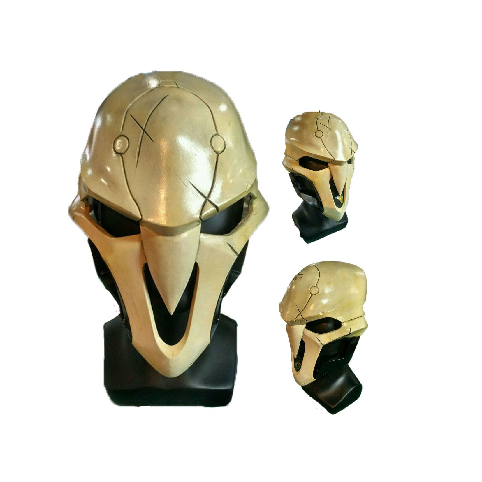 Overwatch Reaper Cosplay Mask