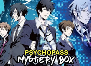 Psychopass Anime Mystery Box | Anime Mystery Box | Fast Shipping (Limited Quantities)