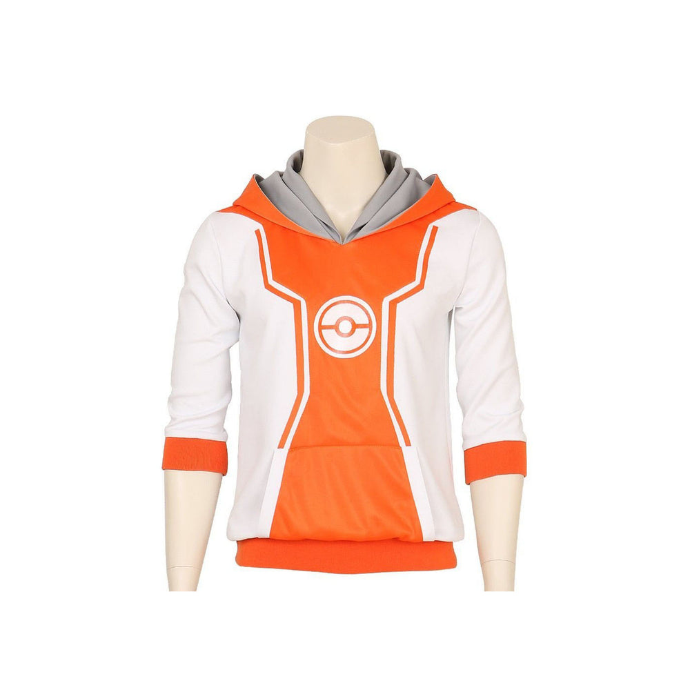 Pokemon Go! Trainer Avatar Pullover Hoodie (Yellow)