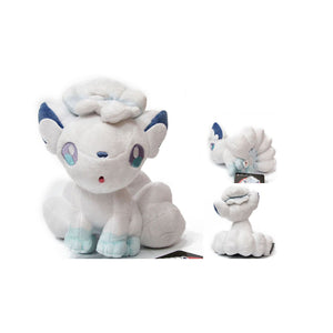 Pokemon Sun and Moon Alola Vulpix 8 Inch Plush