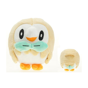 Pokemon Sun and Moon Rowlett 10 Inch Plush