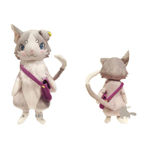 "Re: Zero Starting Life In Another World 10"" Puck  plush"
