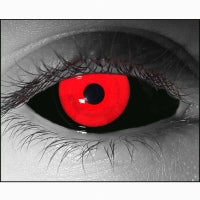 Tokyo Ghoul Red Sclera Contact Lenses Dracul (Full eye 22mm)