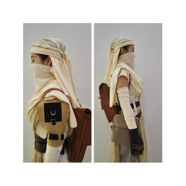 Star Wars Rey Cosplay Costume