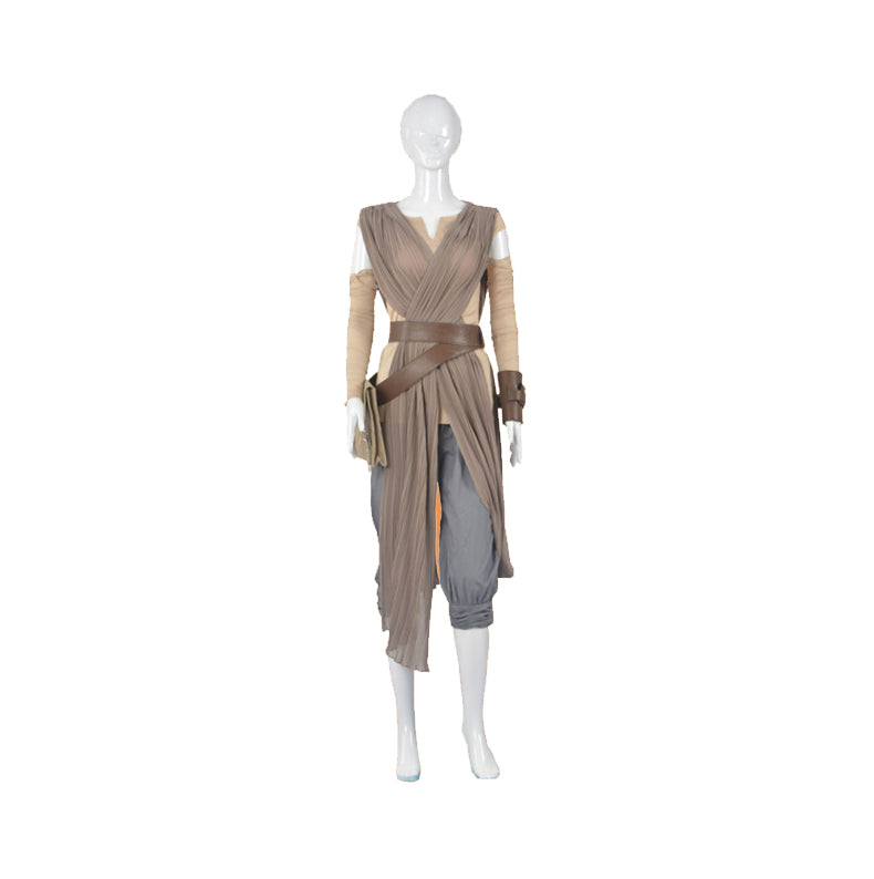 Star Wars Rey 2nd Cosplay Costume