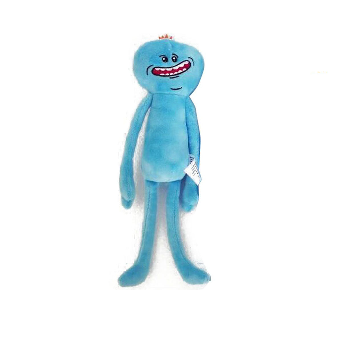 Rick and Morty Mr. MeeSeeks Plush