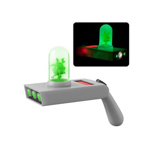 Rick and Morty Portal Gun Light-Up Prop Replica with Sound