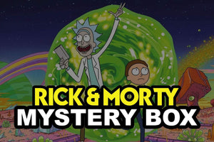 Rick and Morty Mystery Box | Anime Mystery Box | Fast Shipping (Limited Quantities)