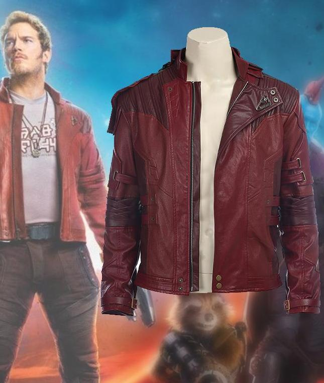 Guardians of the Galaxy Star-Lord Jacket Costume