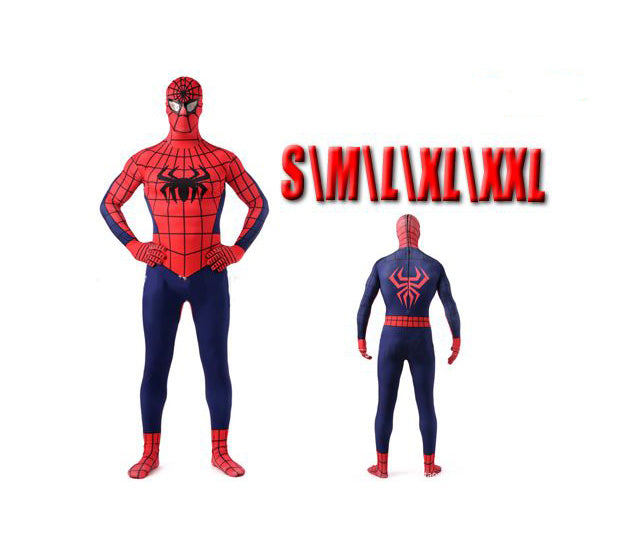 The Avengers Spider-Man Costume