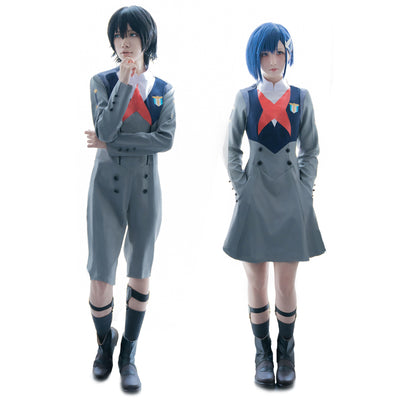 Darling In The Franxx Costume Uniform (Male and Female)