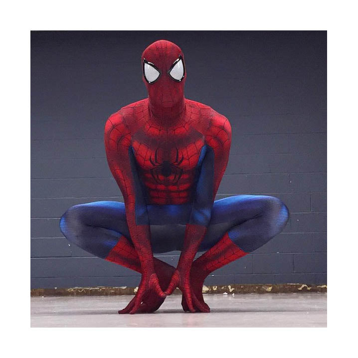 Marvel Classic Spider-Man Deluxe Costume