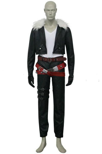 Final Fantasy 8 FFVIII Squall Leonhart Cosplay Costume