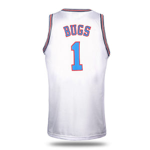 Space Jam Tunesquad Basketball Team Jersey