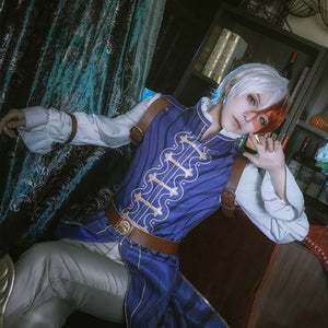 My Hero Academia Fantasy Shoto Todoroki Costume