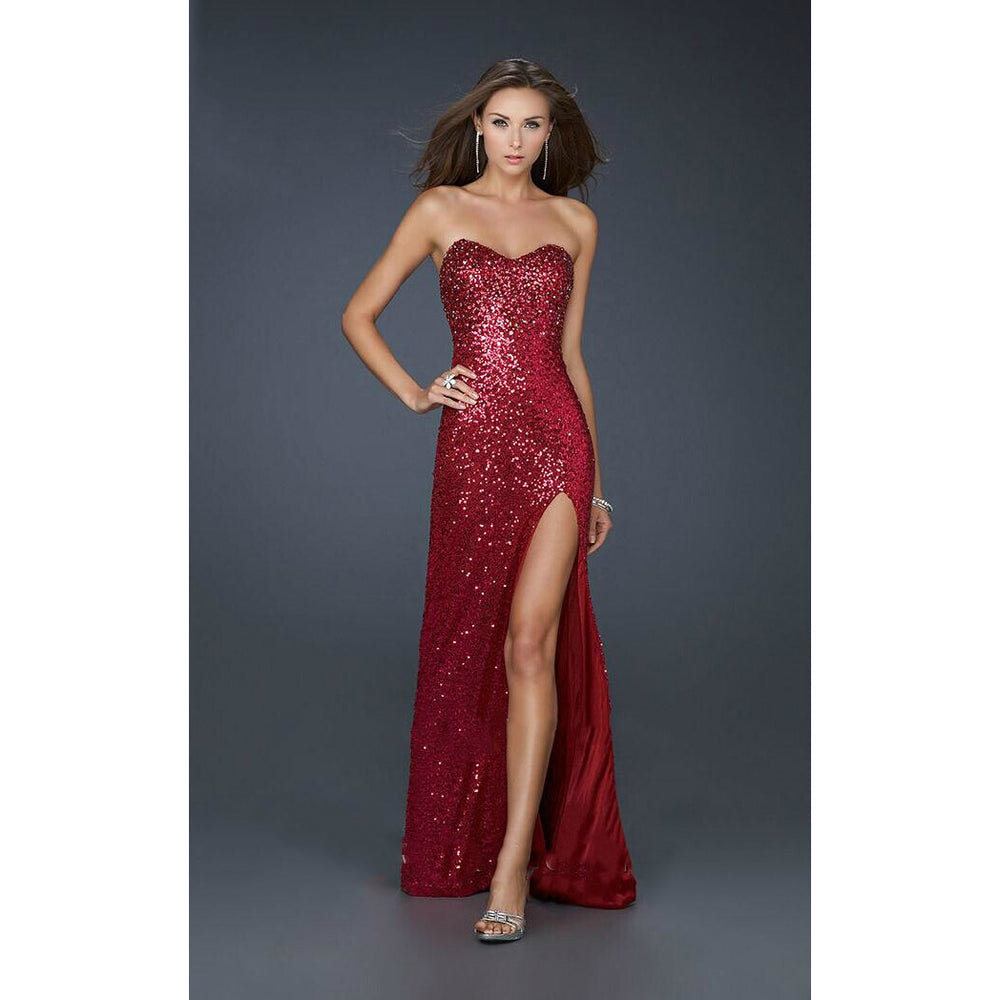Jessica Rabbit Costume Gown