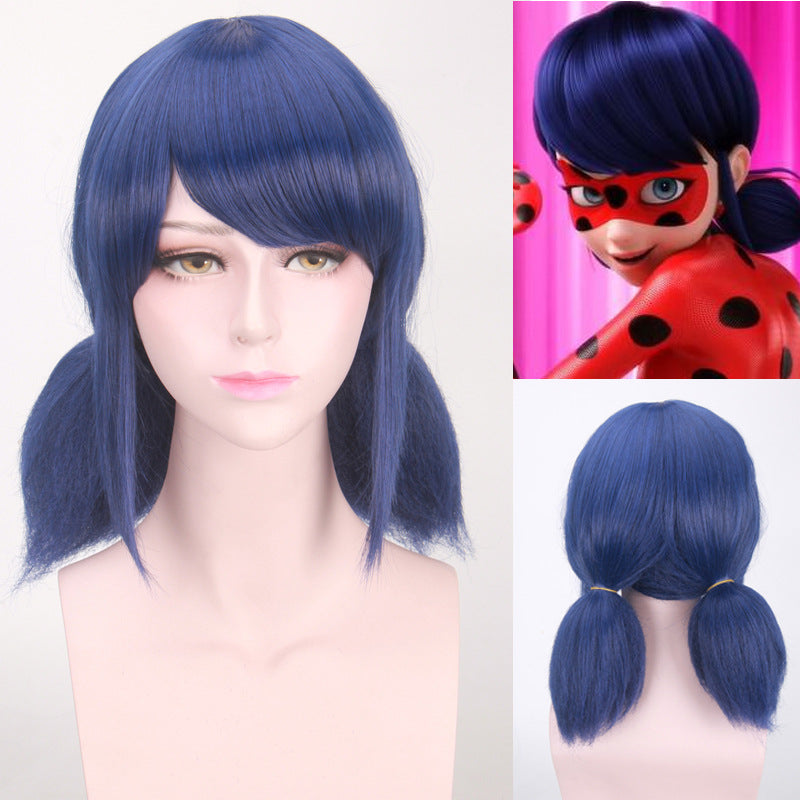 The Miraculous Ladybug Cosplay Wig