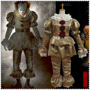 IT 2017 Pennywise the Dancing Clown Costume