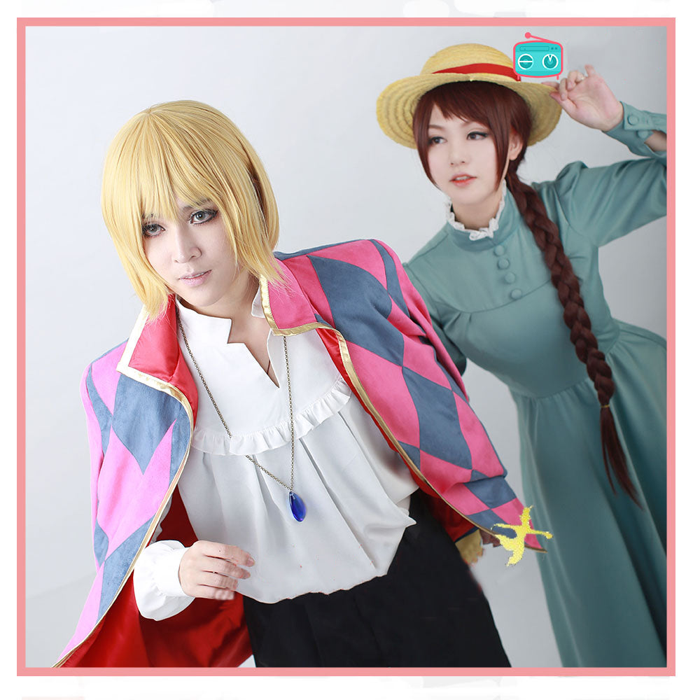 Howl's Moving Castle Howl Costume