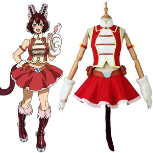 My Hero Academia Pussycat Mandalay Costume