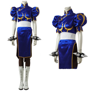 Street Fighter 5 Chun Li Costume