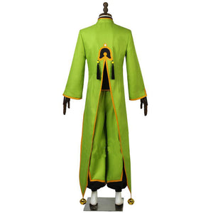 Card Captor Sakura Clear Card Lee Syaoran Costume