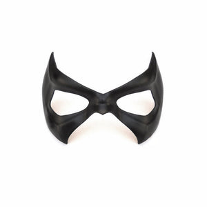 Robin / Nightwing Leatherized Eyelet Mask