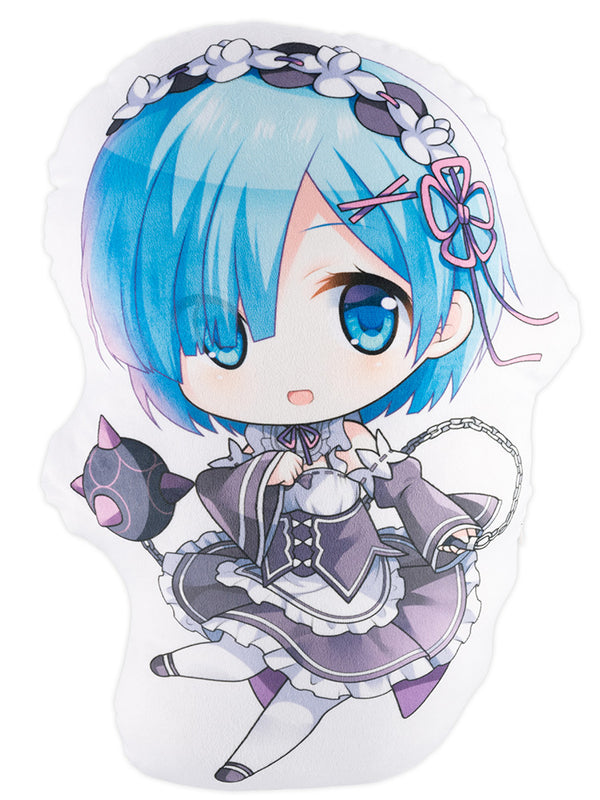 Re: Zero Starting Life in Another World Double-Sided Rem Plush Pillow