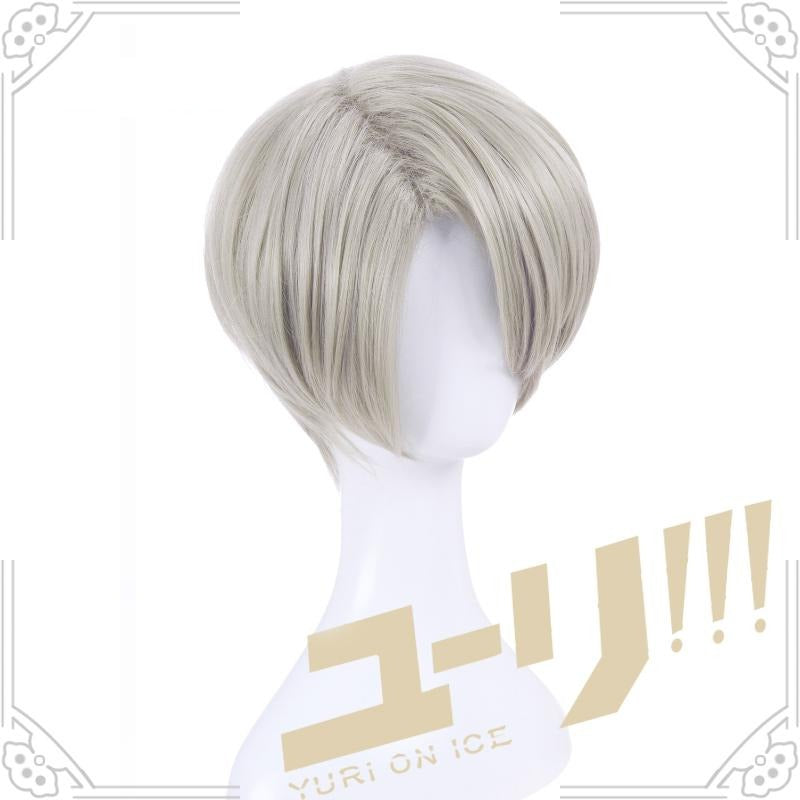Yuri!!! On Ice Viktor Nikiforov Cosplay Wig