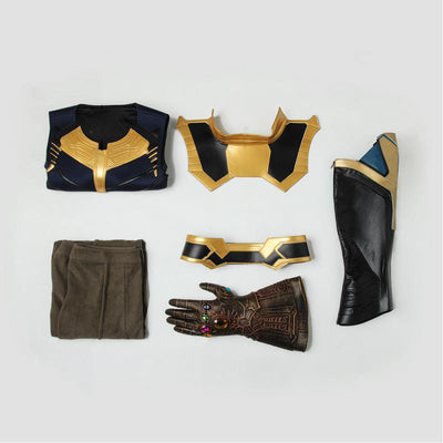 The Avengers: Infinity War Thanos Costume
