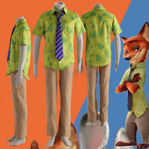 Zootopia Nick Costume