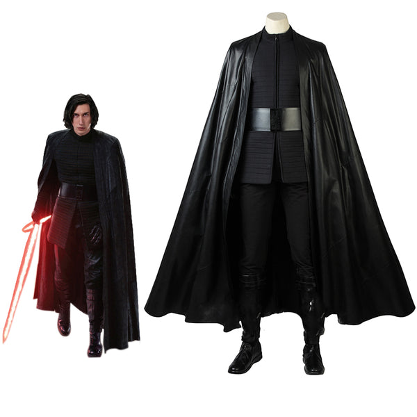 Star Wars The Last Jedi Kylo Ren Costume