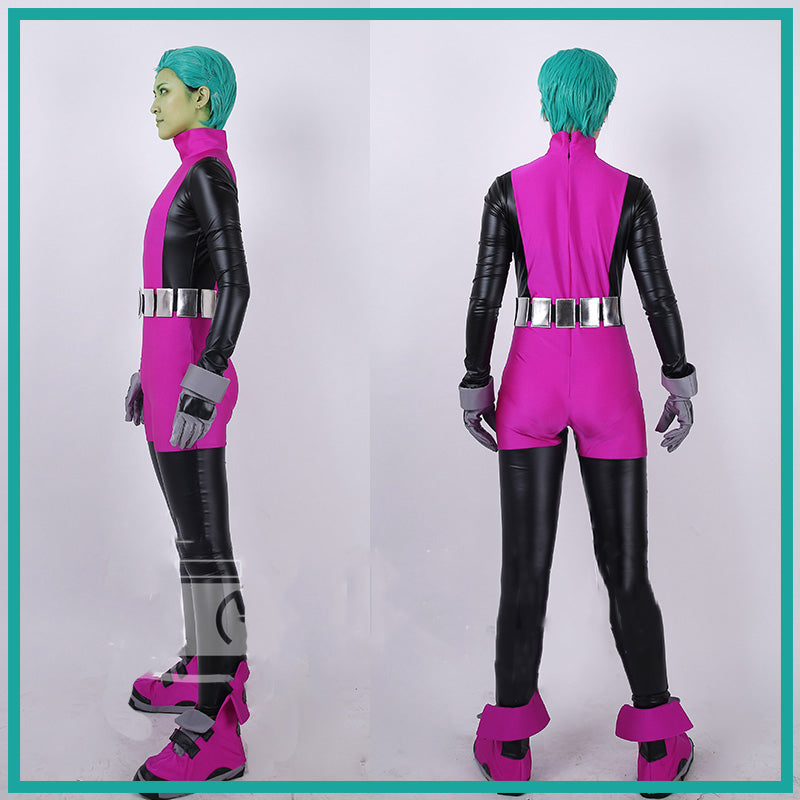 Teen Titans Beast Boy Cosplay Costume
